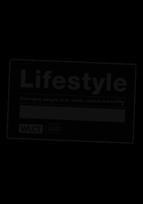 Find out more about the Lifestyle card from WLCT